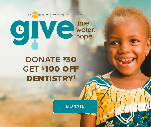 Donate $30, Get $100 Off Dentistry - Ontario Smiles Dentistry and Orthodontics